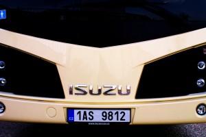 2 roky záruka na autobusy ISUZU Euro 5