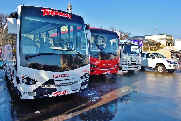 ISUZU užitková vozidla se představila na Holiday World 2016