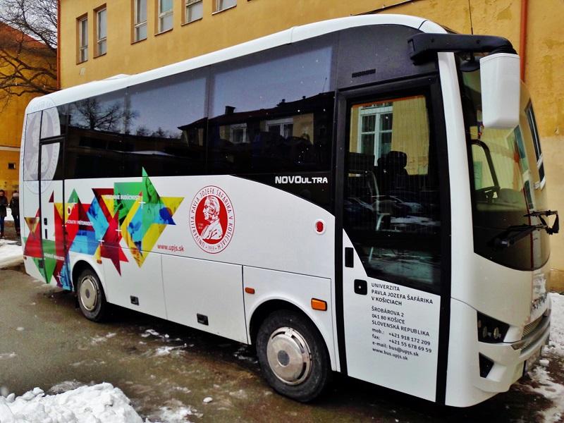 BUS SHOW 2018: autobus ISUZU NOVO vítězí na plné čáře v efektivitě!
