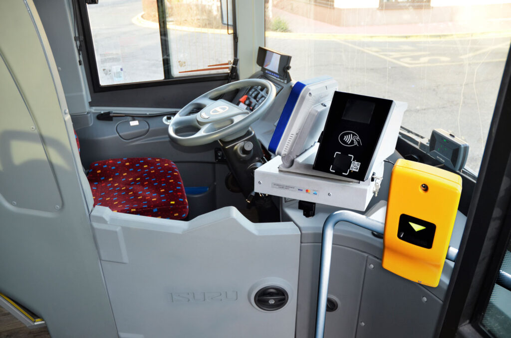 ISUZU NovoCiti Life v provedení pro Pražskou integrovanou dopravu