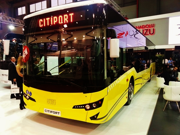 CITIPORT Busworld 1