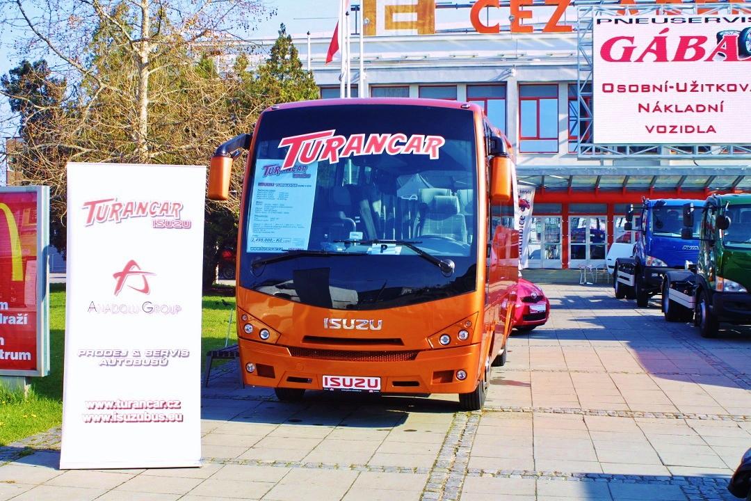 ISUZU na AUTO MOTO SHOW Pardubice 2014