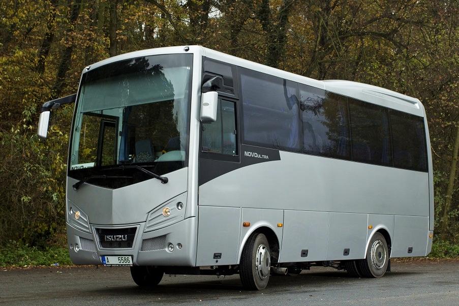 ISUZU NOVO – veletržní model Hannover IAA, nyní na prodej v Praze!