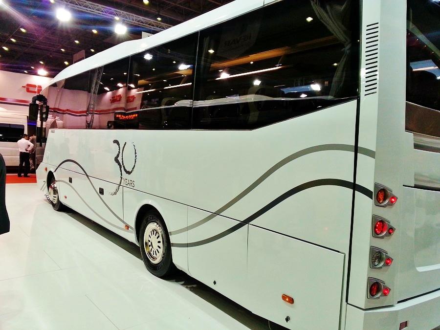 ISUZU ANADOLU na veletrhu Busworld Turkey 2014